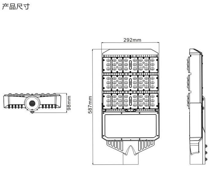 LED路燈150W 3