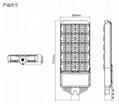 LED路燈250W 3