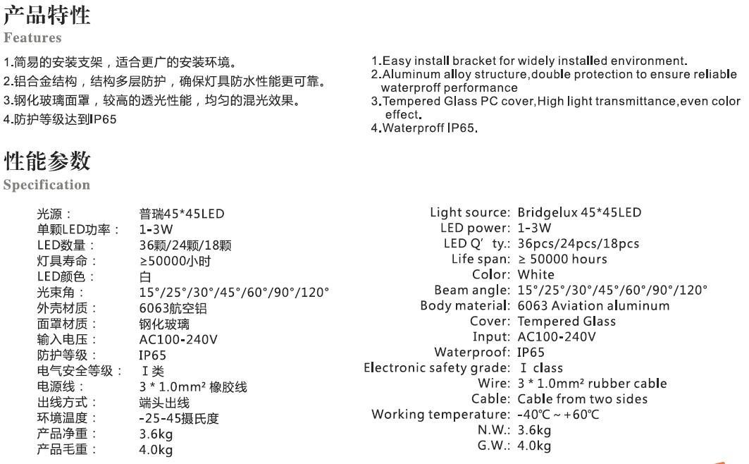 LED Line Lights 3