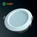 LED平面筒灯