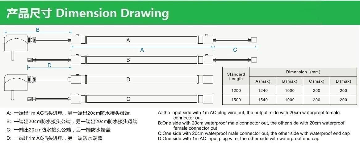 LED燈管-防水系列 4
