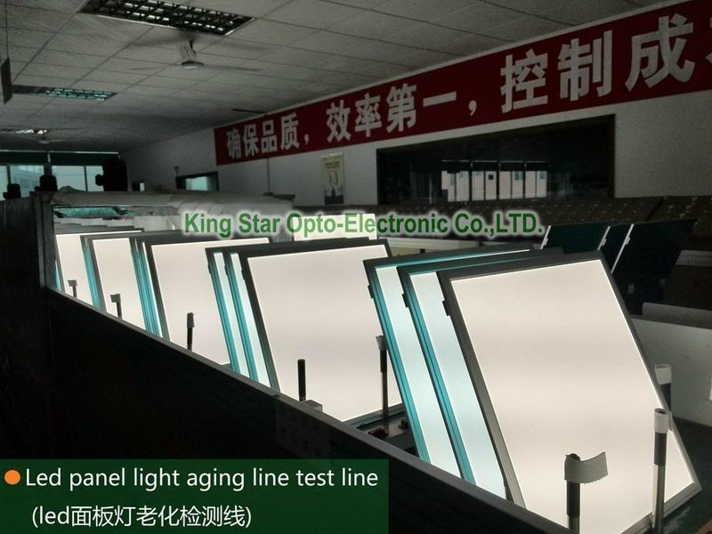 LED平板燈 24W-30W-45W-60W 600*600mm 12