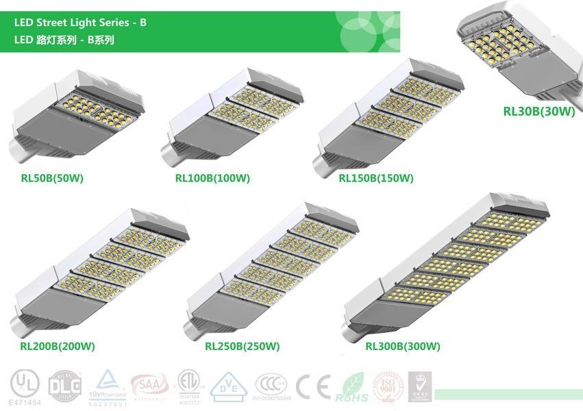 LED Street Lights 300W 12