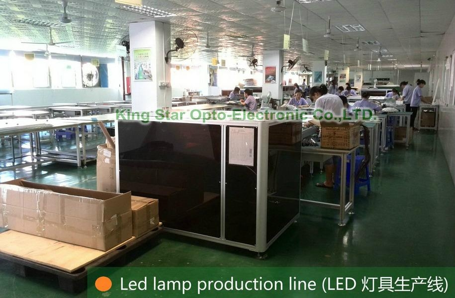 LED Tunnel Lamp 120W 9