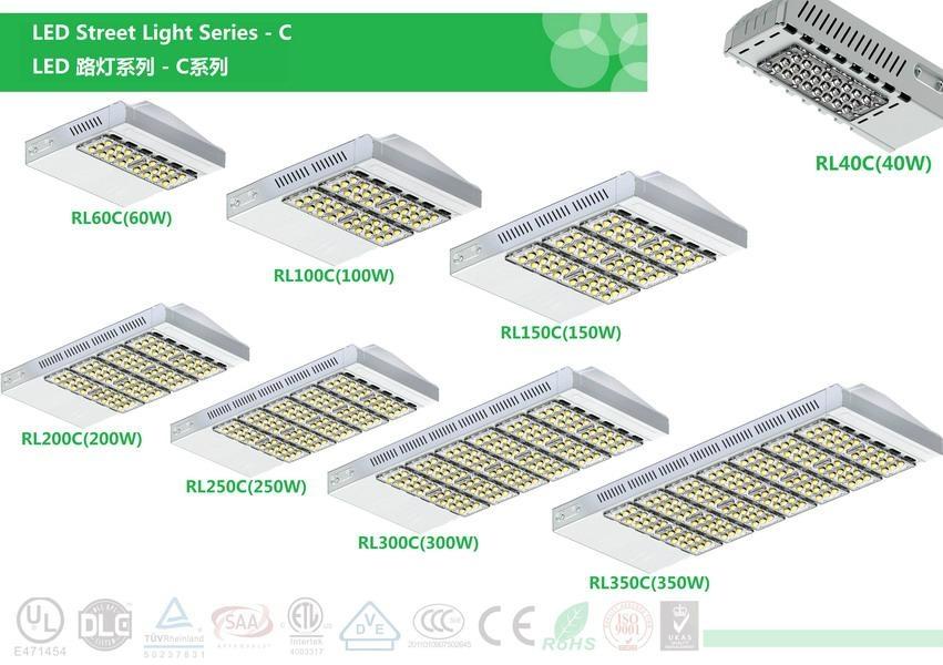 LED路燈40W 5