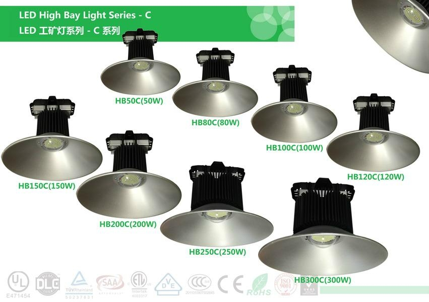 LED High Bay Light 150W 6