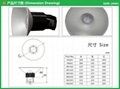 LED Industrial Lamp 200W