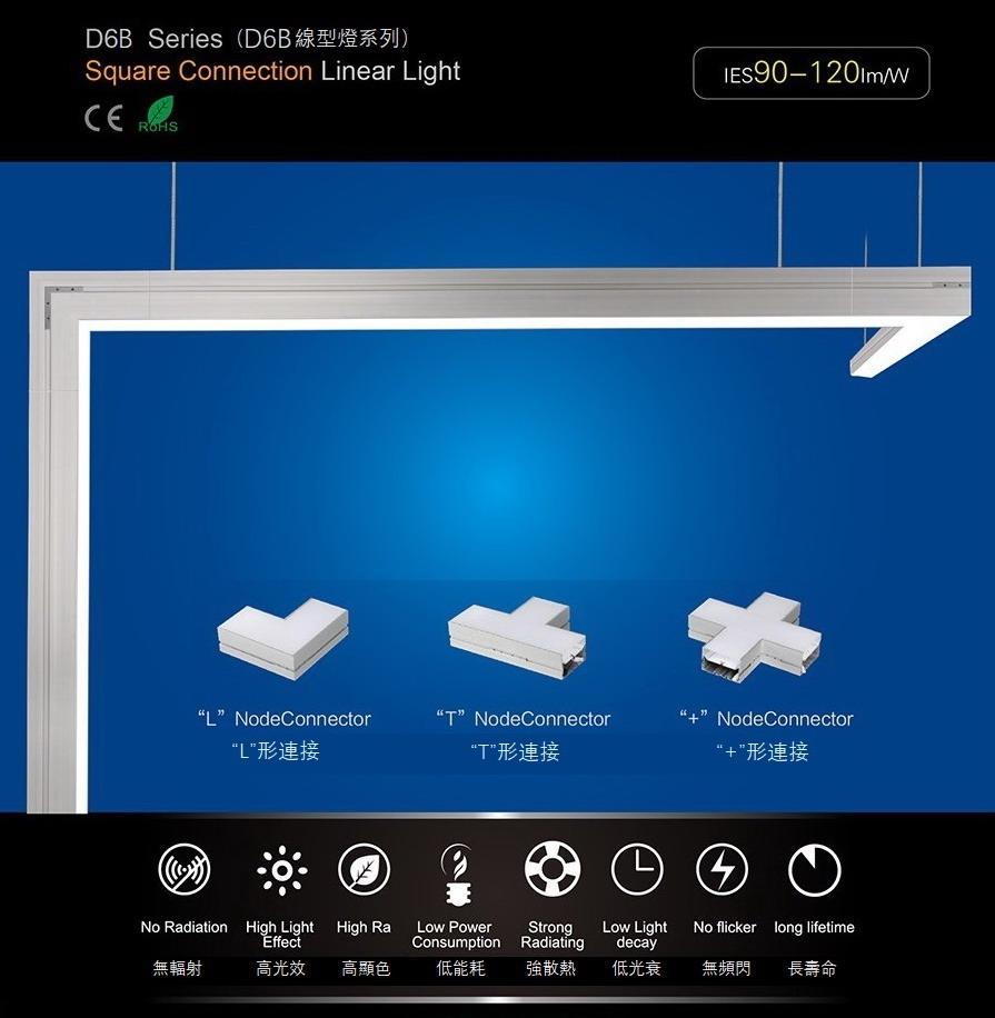 LED可連接線型燈 2