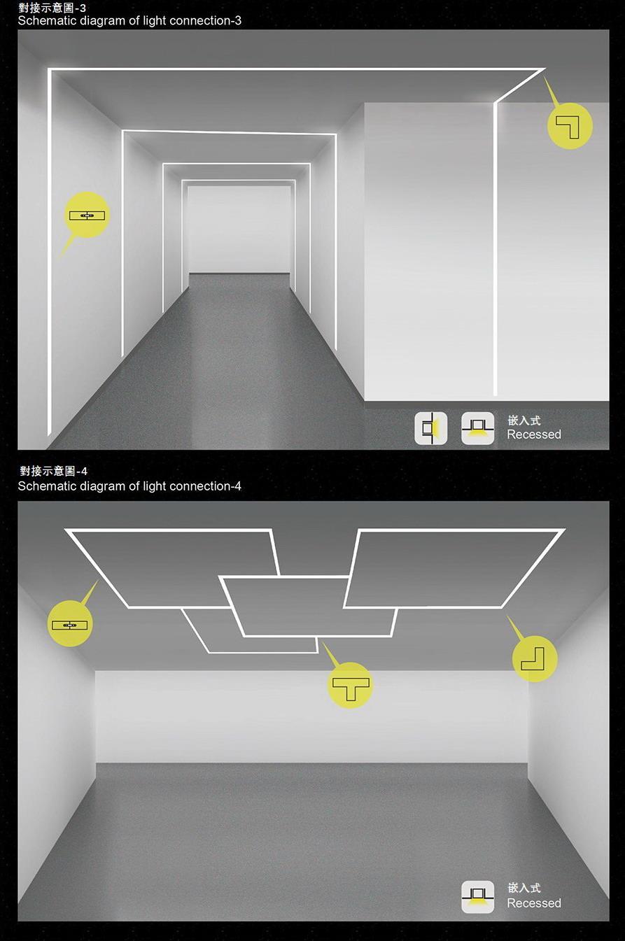 LED可連接線型燈 6