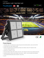 LED Stadium Lights - B Series