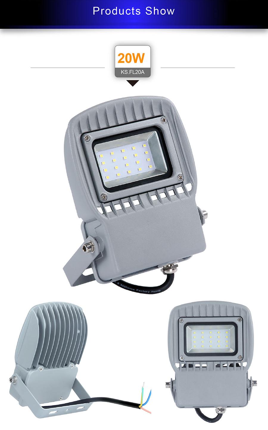 LED Flood Light - A Series 4