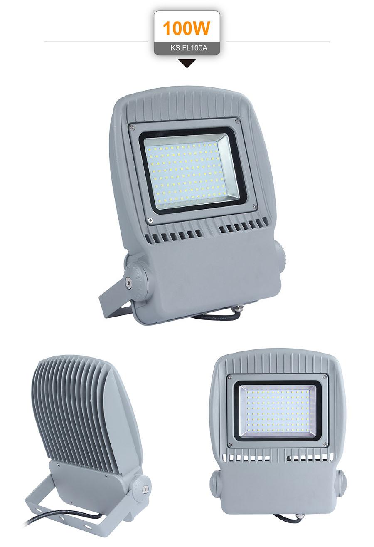 LED Flood Light - A Series 6