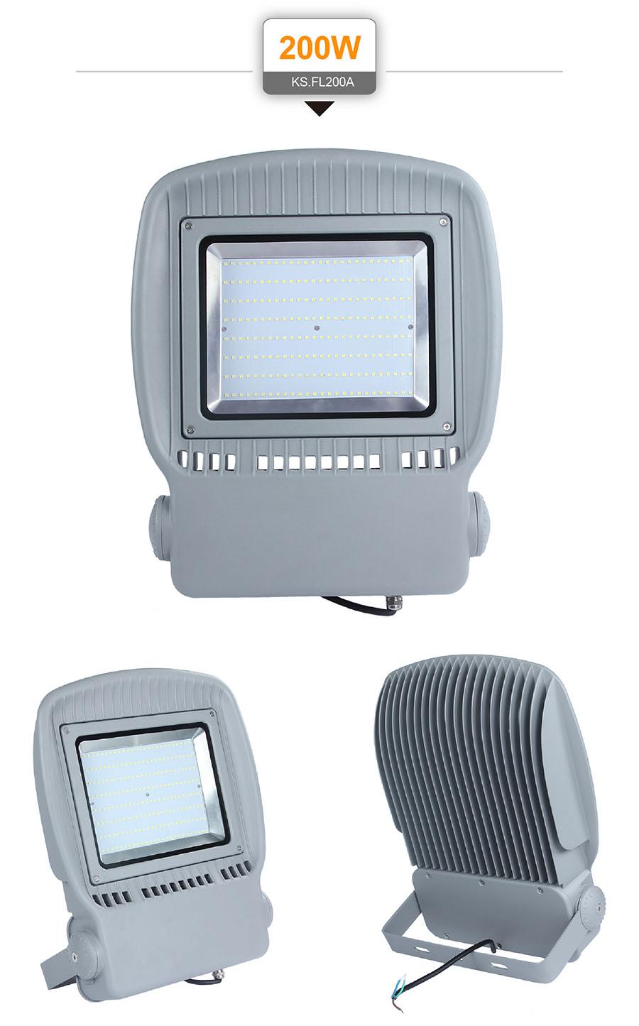 LED Flood Light - A Series 7