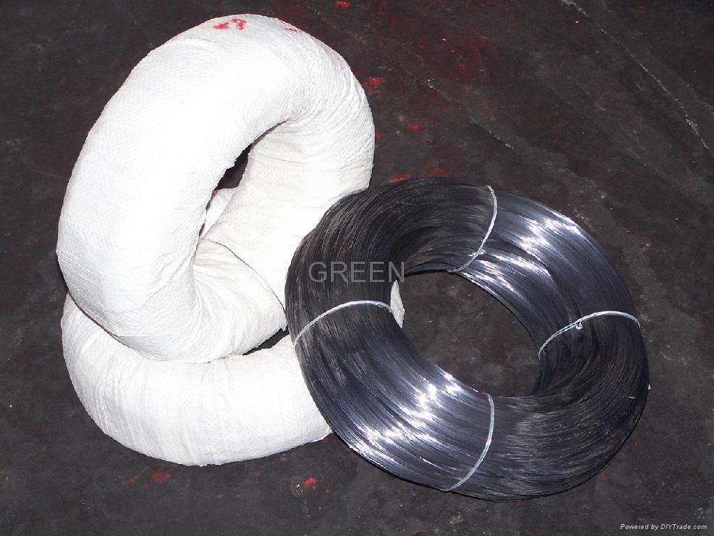 Black Iron Wire Annealed Wire 1