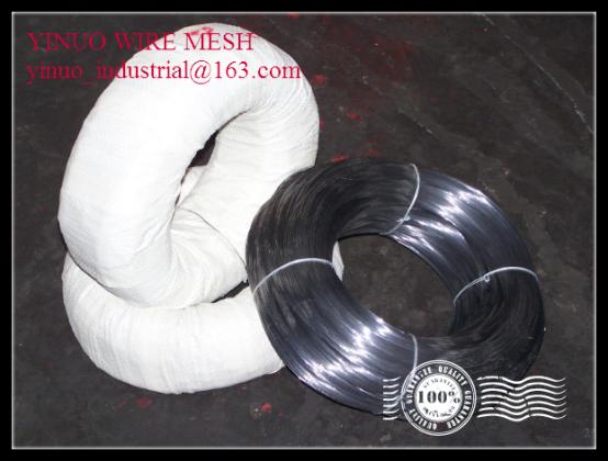 BWG16 Black Annealed Wire  1