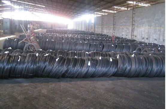 BWG16 Black Annealed Wire  2