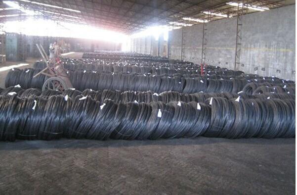 BWG16 Black Annealed Wire  3