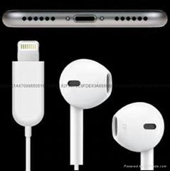 苹果 Apple  iPhone 7  Lightning 数字耳机线