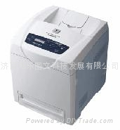 富士施乐彩色打印印机-C2200 1