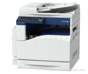 富士施樂彩色打印印機-C2200 2