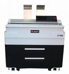京圖生產型藍圖機XT-1600MF促銷