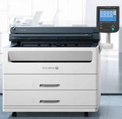 富士施乐DW6057MF工程图纸机促销