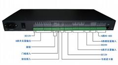 环境数据采集单元提供RS485/232J接口