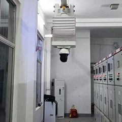 变电站辅助监控系统之轨道机器人巡检