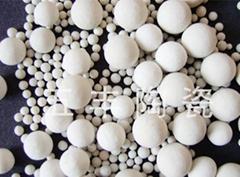 惰性氧化鋁瓷球(惰性瓷球)