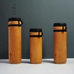運動竹水杯竹水壺竹水瓶