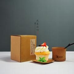 竹子咖啡杯竹質餐具竹制奶茶杯茶杯