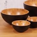 竹碗沙拉碗竹餐具竹子廚房用品