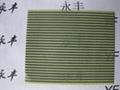 Heat Seal  Low resistance. 200 Ω /cm² 4