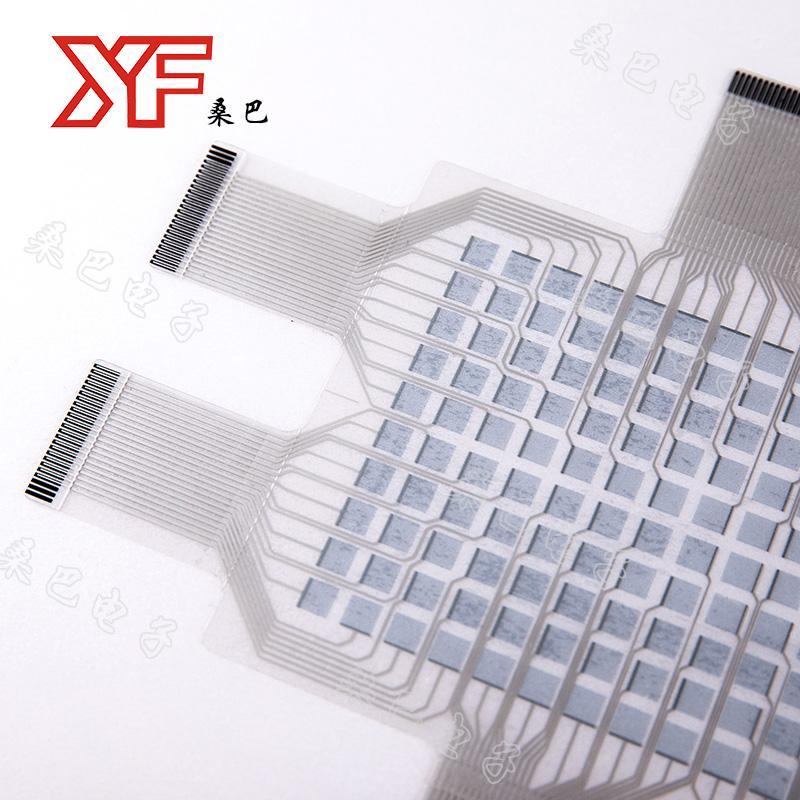 foil eletric conduction circuit