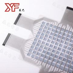 薄膜导电印刷线路