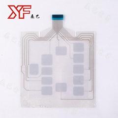 電容導電觸控膜片