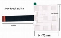 薄膜導電印刷線路