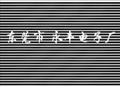 低电阻热压导电高附着力斑马纸