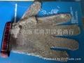 安全钢丝防割手套