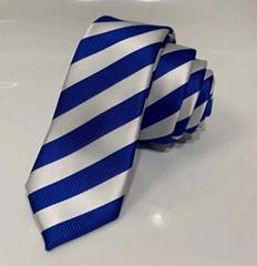 100% polyester woven necktie