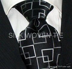 sillk necktie