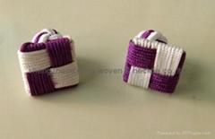 cloth knot  cufflink