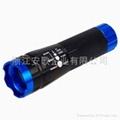 Super bright XPE/Q3 LED aluminum alloy torch flashlight 006