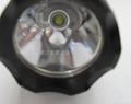 LC-1888 CREE T6 LED強光手電筒 光面鋁光杯帶筆扣強光手電 3