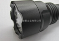 LICHAO C8 CREE T6 LED REF small head torch power flashlight (900LM)