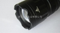 LICHAO 601 CREE R2 LED ZOOM Power torch (300LM)