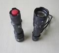 LICHAO立超 601 R2 LED透鏡伸縮強光手電筒 5