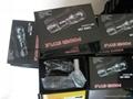 CREE XPE Q5伸縮調焦手電筒 鋁合金手電筒 11