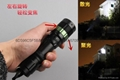 Cree XPE Q5 Zoom adjustable focus torches alloy flashlight