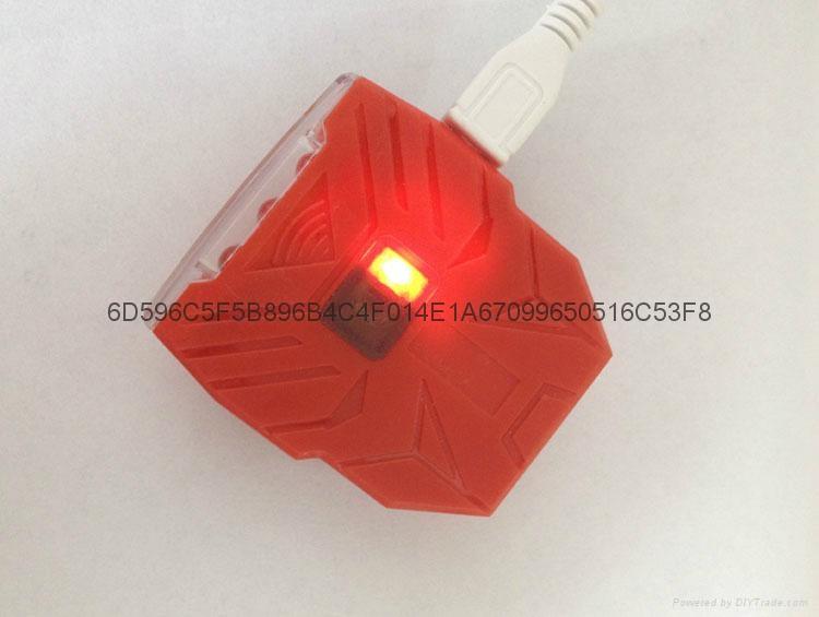 USB headlamp